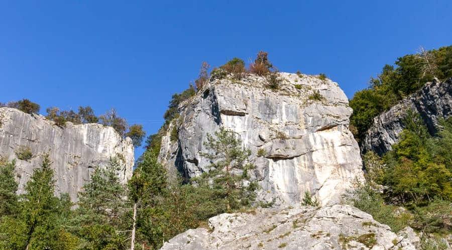 Klettern Kanzianiberg Kärnten