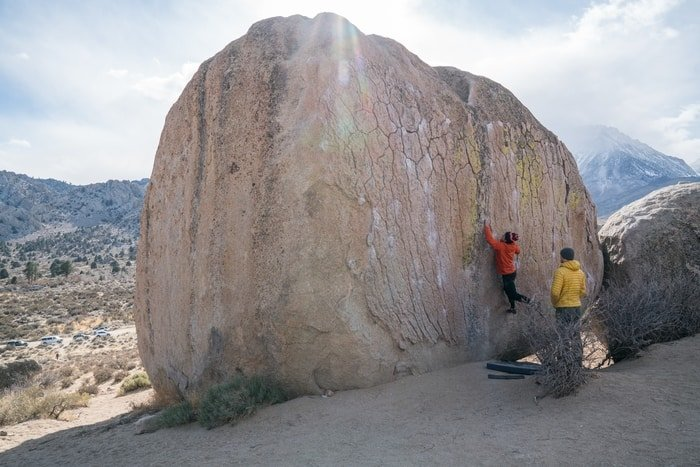 Bouldern Anfänger Natur