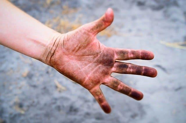 Kletterseil richtig waschen
