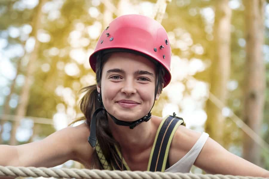 Mentaltraining besser klettern