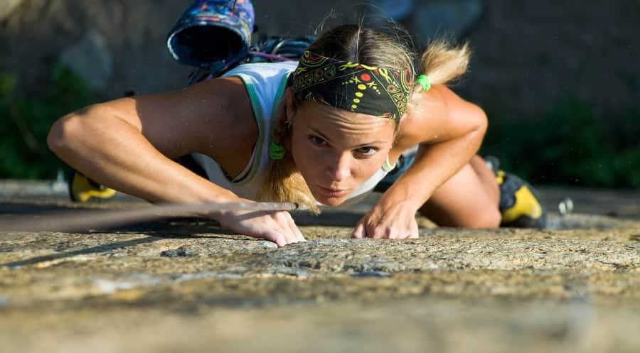 Mentaltraining klettern fokus