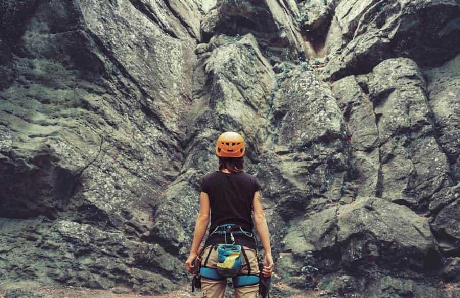 Mentaltraining klettern