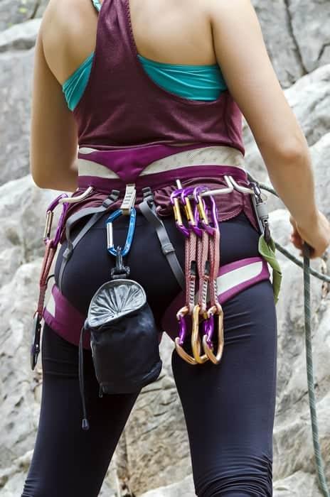 Klettergurt für Damen