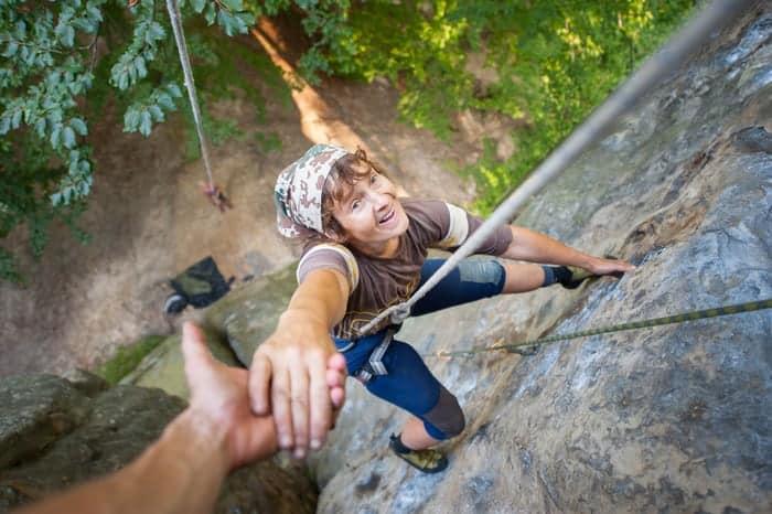 Klettern für Senioren