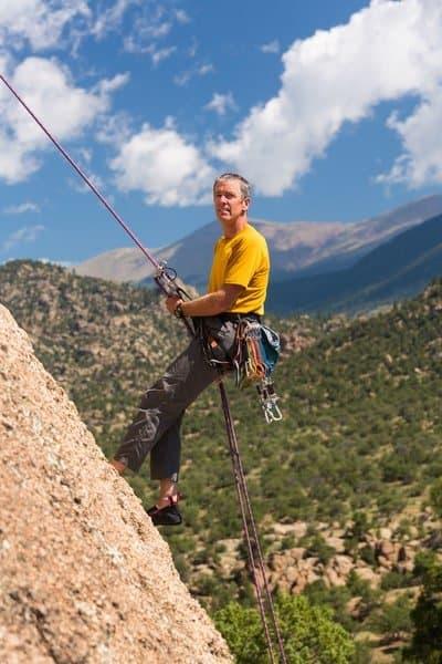 Klettern im Alter Gesundheit