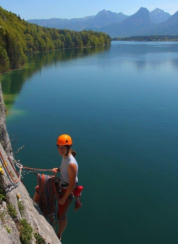 Mehrseillängen-Klettern-lernen-Seilmanagement